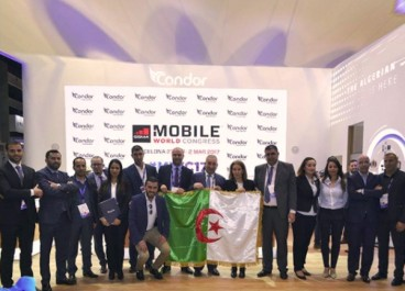 Mobile World Congress de Barcelone : Condor fait honneur à l'industrie algérienne du mobile