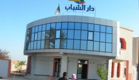 100 millions DA alloués à la réhabilitation des établissements de jeunes à Alger