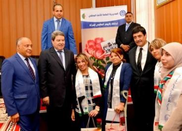 La DGSN a organisé une cérémonie à l'occasion de la Journée du 8 mars la capacité de la femme à assumer ses responsabilités saluée