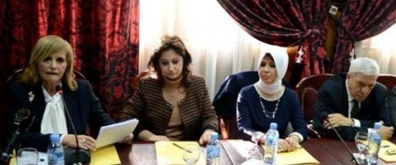 Benzerrouki Fafa élue présidente du Conseil national des droits de l'Homme