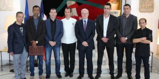 3ème édition de Goût de France: 5 chefs algériens sélectionnés