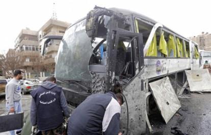 Syrie : 46 morts dans un attentat à Damas visant des pèlerins chiites