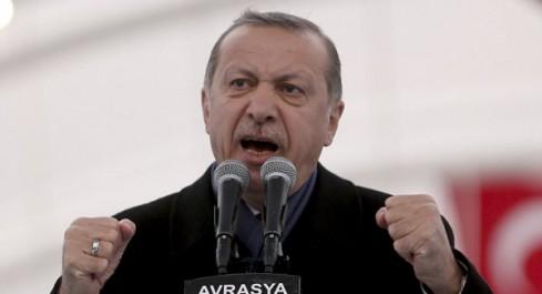Erdogan : la Turquie menace de riposter à l'« acte nazi des pays-bas »