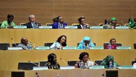 Sellal souligne à Addis Abeba les acquis de l'UA et les défis à relever