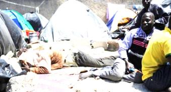 Des migrants refoules par le maroc a la frontiere algerienne : Des ONG dénoncent des actes arbitraires du makhzen