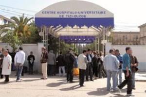 Santé Jumelage entre le CHU de Tizi-Ouzou et l'hôpital de Tamanrasset 922 consultations effectuées