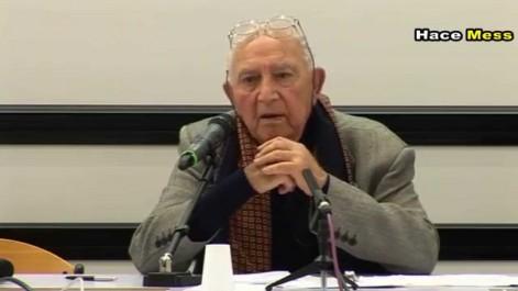 André Nouschi, historien anticolonialiste, specialiste de l'Algérie est décédé