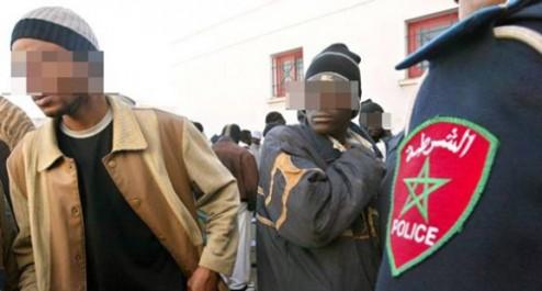 Des dizaines de ressortissants subsahariens violentés et expulsés vers l'Algérie !