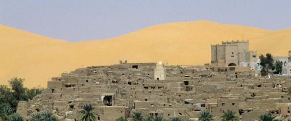 Le projet de parc national de Taghit en souffrance à Alger