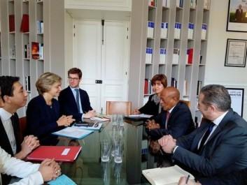France-Algérie: «Nous voulons une action ambitieuse de co-développement entre l'Ile-de-France et Alger»