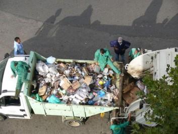 Ain El Türck : Opération de nettoyage à la cité des 350 logements