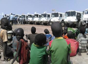 Six travailleurs humanitaires tués au Soudan du Sud