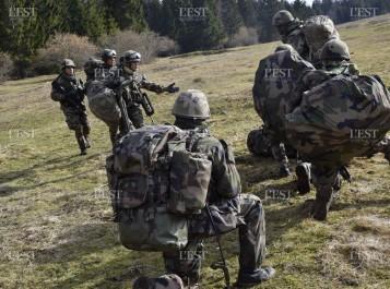 Exercices militaires américains aux frontières de la Russie