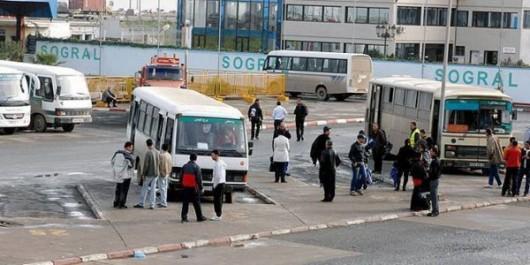 Les bus de voyageurs pour livrer de la drogue