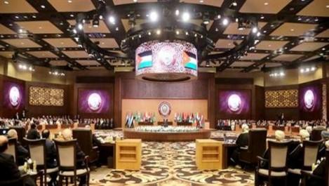 28e Sommet arabe: Bensalah pour la réforme de la Ligue arabe, prône le règlement politique des crises