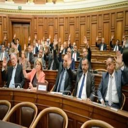 Conseil de la nation: adoption du projet de loi portant organisation judiciaire