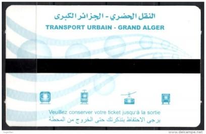 Transport publics: Les tickets et les cartes d'abonnement seront fabriqués localement