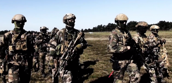 Lutte Antiterroriste:  Grand ratissage de l'ANP à Bouira