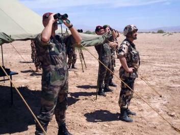 ANP : la prise en charge de la formation des officiers, une «mission primordiale et vitale».