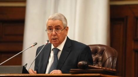Algérie-Grèce: le parlement algérien «disposé» à soutenir le processus de redynamisation des relations bilatérales (Bensalah)