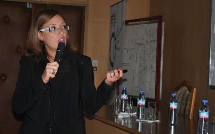 Besma Belbedjaoui, entrepreneuse : «J'ai dû m'imposer».