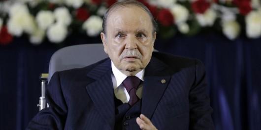 Le chef de l'état Abdelaziz Bouteflika adresse une lettre de félicitations à Bachar El-Assad