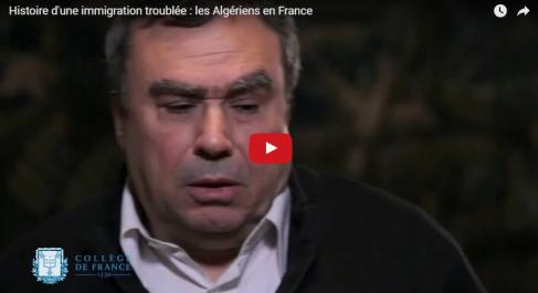 Histoire d'une immigration troublée : les Algériens en France