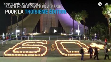 Earth Hour ce samedi soir : plusieurs actions initiées par la Radio Algérienne pour la sensibilisation des citoyens.