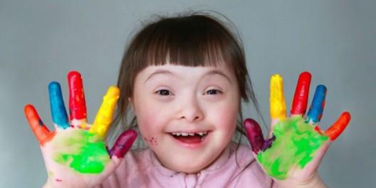 Cette catégorie a besoin de plus d'attention : Le sourire d'un enfant trisomique