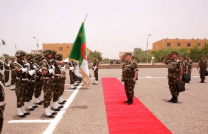 Gaïd Salah en inspection de la 6ème région militaire à Tamanrasset : «l'ANP continue de resserrer l'étau sur les bandes criminelles et leurs soutiens».