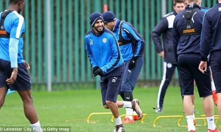 Mahrez : «Impossible de gagner la C1 ? On disait la même chose pour la Premier League».