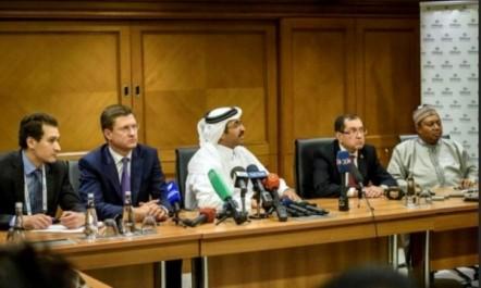 Nordine Boutarfa dimanche au Koweït pour la réunion Opep et non Opep.