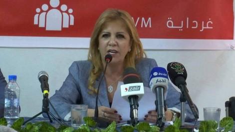 Saïda Neghza, présidente de la CGEA, à l'expression: «Le dialogue tripartite est indispensable»