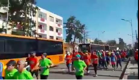 En Algérie, un semi-marathon interrompu puis recommencé pour les «beaux yeux» du ministre