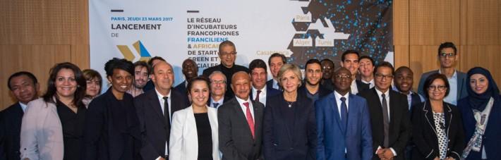 «Sprint» le premier réseau d'incubateurs entre la Région Ile-de-France et des pays africains.