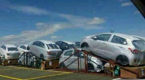 Tahkout importe des véhicules Hyundai entièrement assemblés