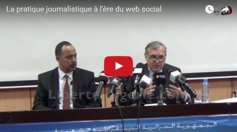 La pratique journalistique à l'ère du web social.