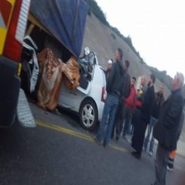 Constantine : trois morts et deux blessés dans deux accidents distincts