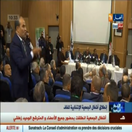 AG élective de la FAF: Zetchi élu nouveau président à la majorité