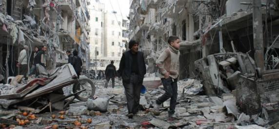 """Conflit en Syrie: """"La pire catastrophe provoquée par l'homme"""""""