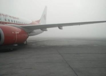 Air Algérie: des vols nationaux et internationaux bloqués à cause du brouillard.
