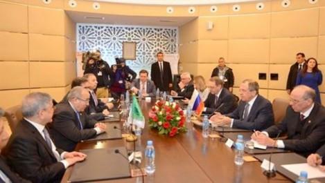 «Les relations algéro-russes sont stratégiques»