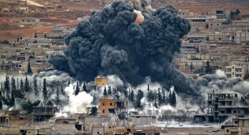 Alors que la guerre en syrie entre dans sa septième année: Double attentat suicide à Damas : au moins 32 morts
