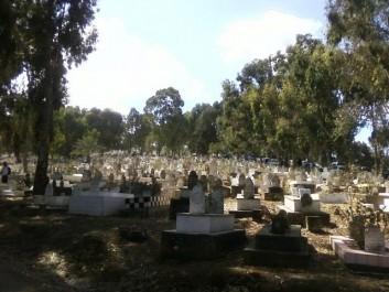 Ouargla: De la sorcellerie dans un cimetière