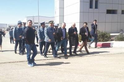 Brandt Algérie reçoit la visite du directeur régional des douanes à Sétif