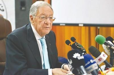 Législatives : Ould Abbès à partir de Bouira: «Le FLN n'a pas besoin de campagne»