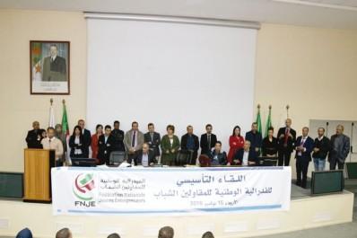 La fédération est implantée dans 47 wilayas après quatre mois d'existence: FNJE : un syndicat tout jeune et déjà… grand
