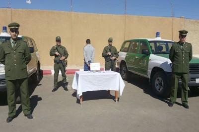 Trafic de stupéfiants:  Un réseau international démantelé à Tamanrasset