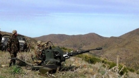 2 éléments de soutien aux groupes terroristes arrêtés à Tébéssa et 4 casemates détruites à Jijel