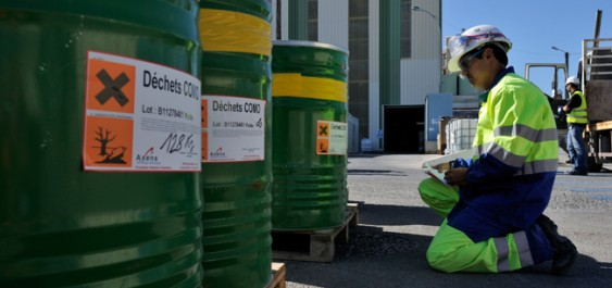 Intérêt grandissant des opérateurs économiques pour le traitement des déchets dangereux.